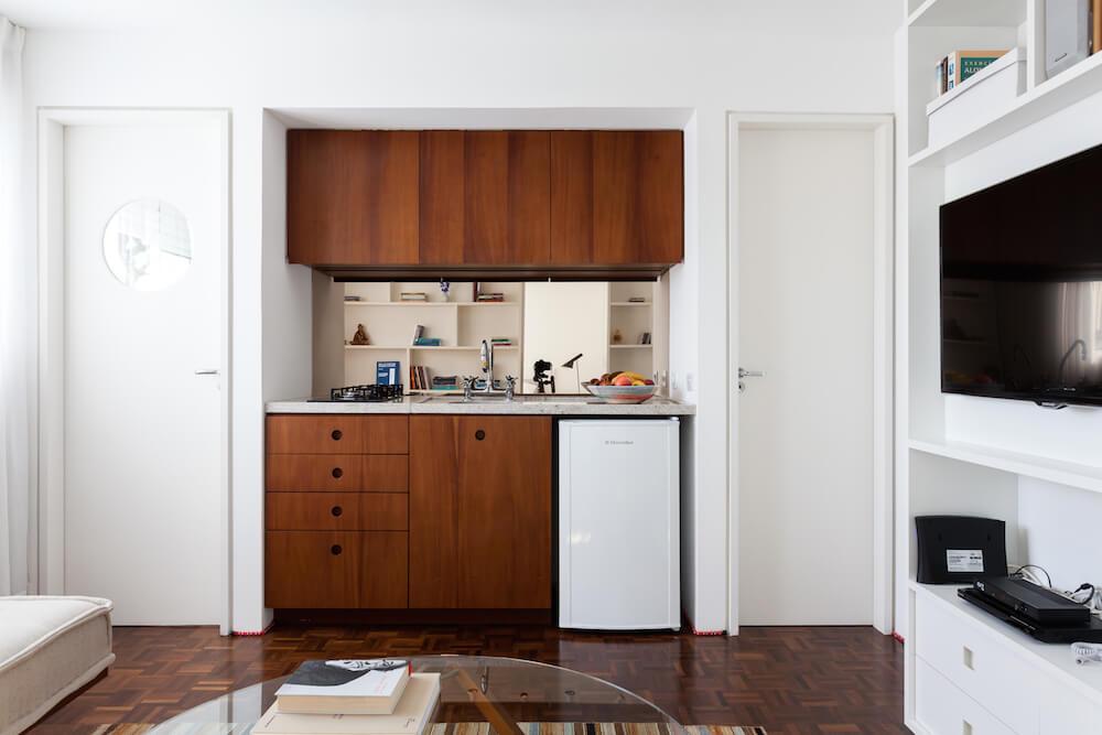 кухня ниша в квартире студии фото рода объявления