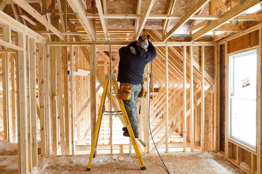 проблему фото строительство дома самому пути