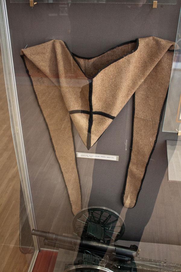 Башлык - элемент зимней формы одежды, одевался поверх головного убора (прототип капюшона)