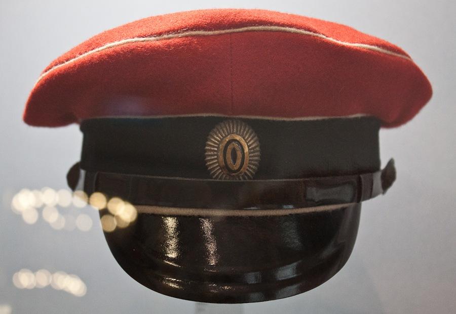 Фуражка прапорщика Корниловского ударного полка Добровольческой армии.