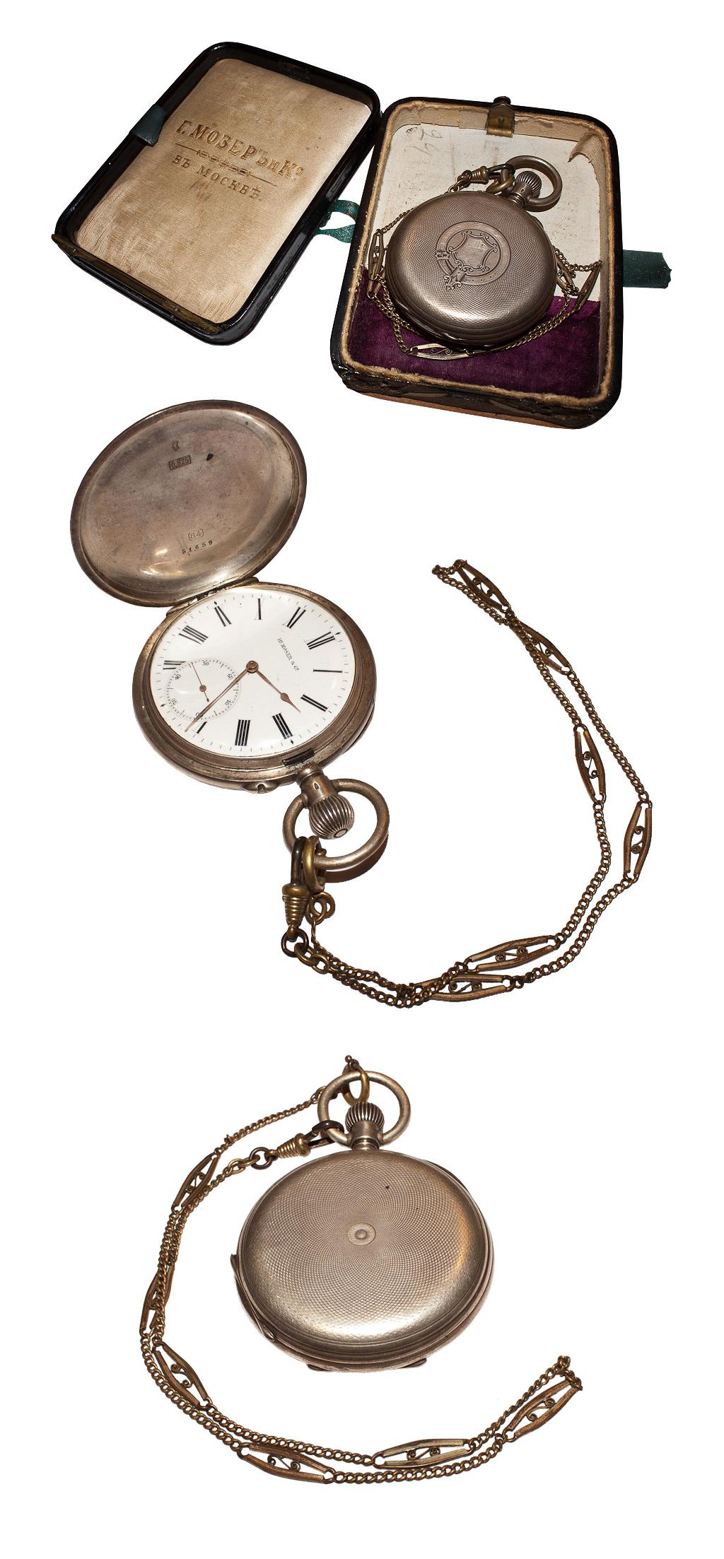 Обычные, гражданские часы
