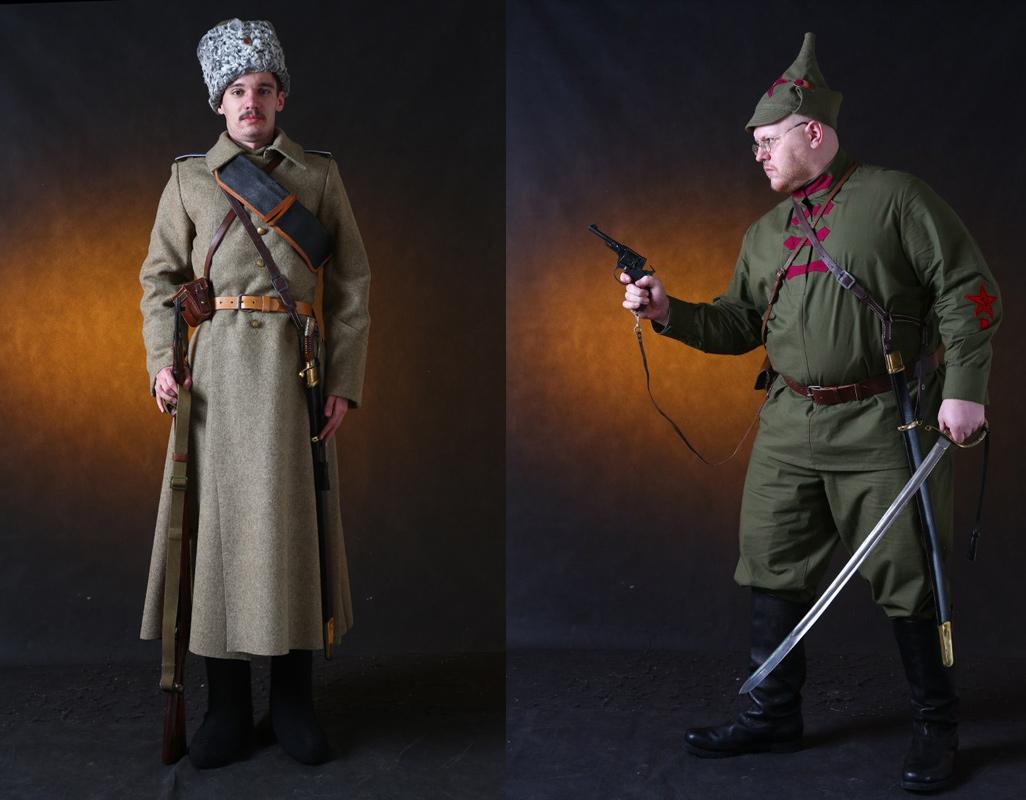 ВИК Щегловск Гражданская война в Сибири