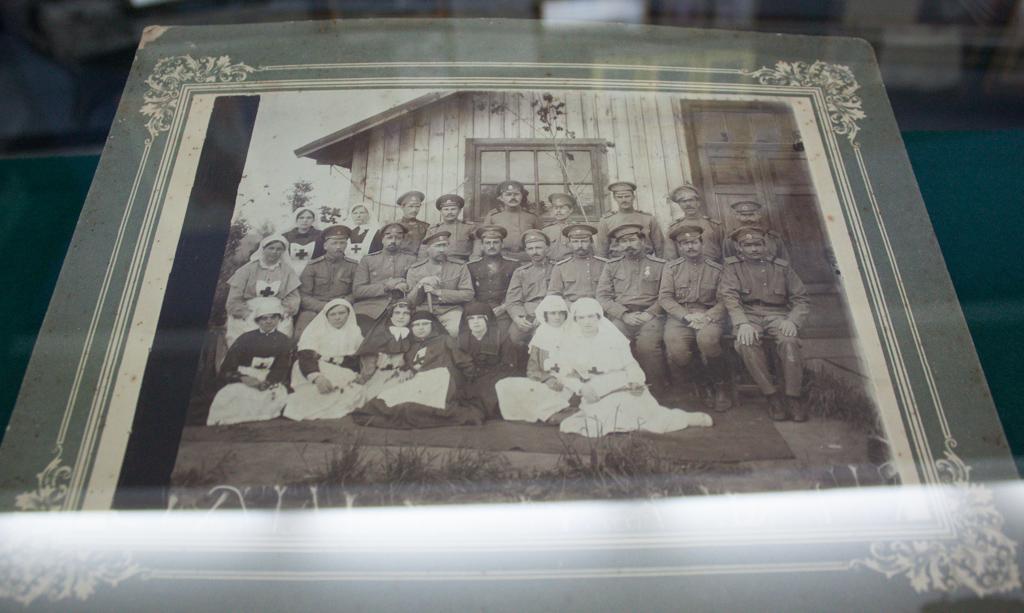 Кузбассовцы-участники Первой мировой войны