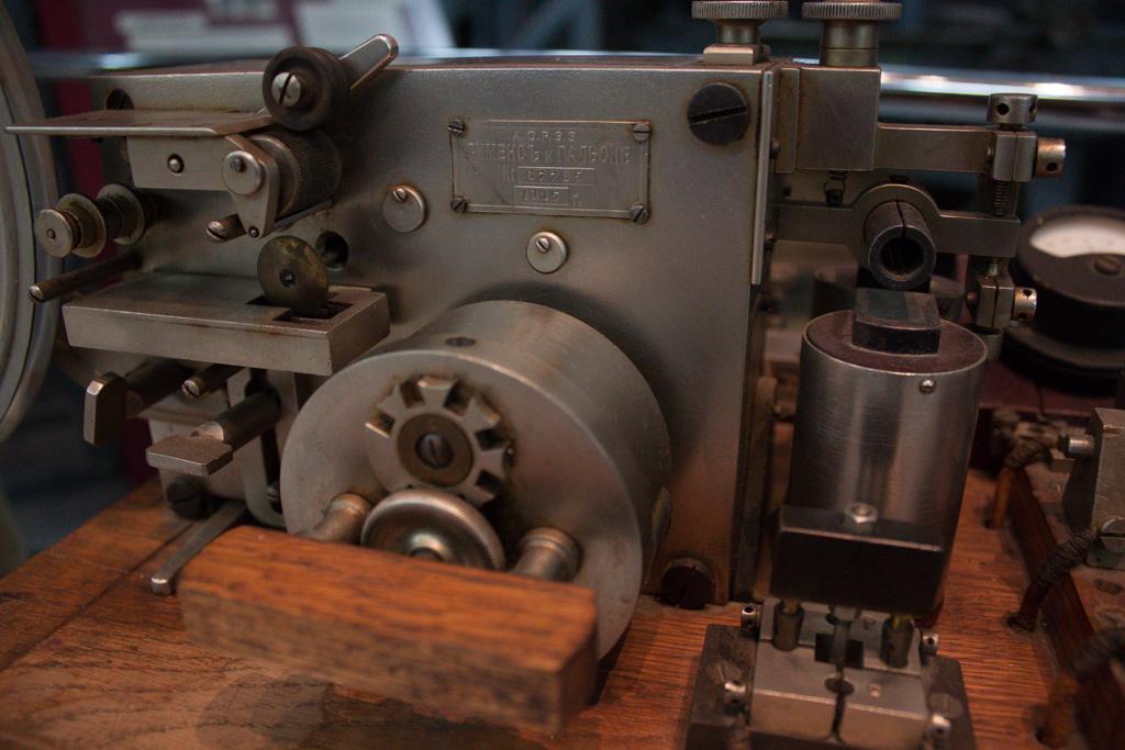 Телеграфный аппарат Морзе, 1915 г.