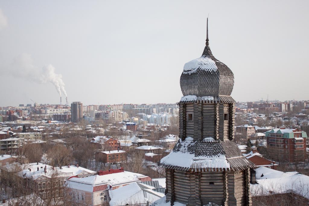 Старый и новый Томск