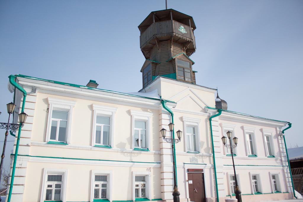 Музей истории города Томск